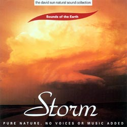 Sounds of the Earth: Storm CD