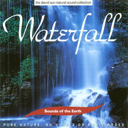 Sounds of the Earth: Waterfall CD