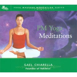 PM Yoga Meditations CD