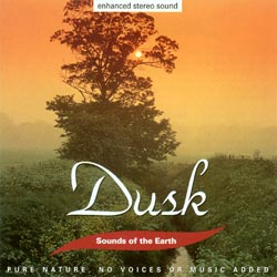 Sounds of the Earth: Dusk CD