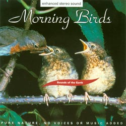 Sounds of the Earth: Morning Birds CD