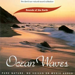 Sounds of the Earth: Ocean Waves CD