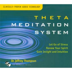Theta Meditation System 2 CD Set