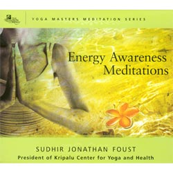 Energy Awareness Meditations CD