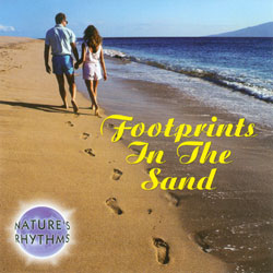Nature's Rhythms: Footprints in the Sand CD