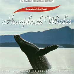 Sounds of the Earth: Humpback Whales CD