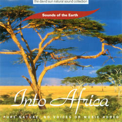 Sounds of the Earth: Into Africa CD