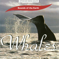 Sounds of the Earth: Whales CD