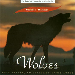 Sounds of the Earth: Wolves CD