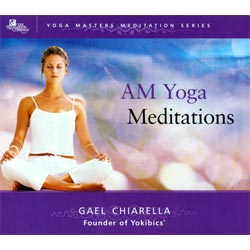 AM Yoga Meditations CD