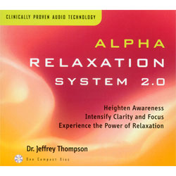 Alpha Relaxation System 2.0 CD