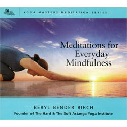 Meditations for Everyday Mindfulness CD