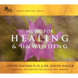 Music for Healing and Unwinding 2 CD Set