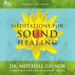 Meditations for Sound Healing CD
