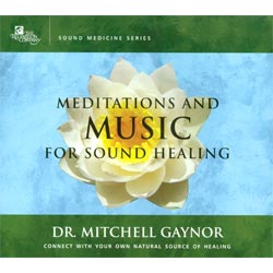 Meditations and Music for Sound Healing 2 CD Set
