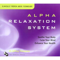 Alpha Relaxation System 2 CD Set