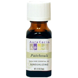 Aura Cacia Patchouli Essential Oil, 0.5 oz