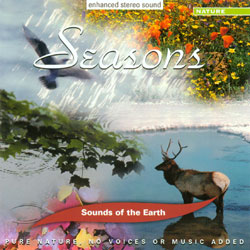 Sounds of the Earth: Seasons CD