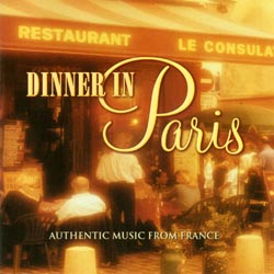 Dinner in Paris CD