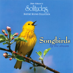 Songbirds by the Stream CD