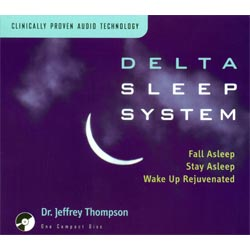 Delta Sleep System CD