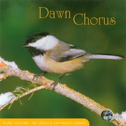 Earthscapes: Dawn Chorus CD