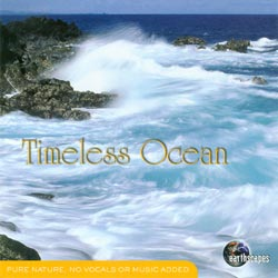 Earthscapes: Timeless Ocean CD
