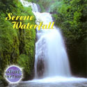 Nature's Rhythms: Serene Waterfall CD