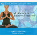 Meditations for Emotional Freedom CD