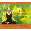 Yoga Meditations Collection 3 CD Set