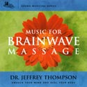 Music for Brainwave Massage CD