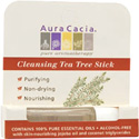 Aura Cacia Cleansing Tea Tree Aromatherapy Stick, 0.29 oz
